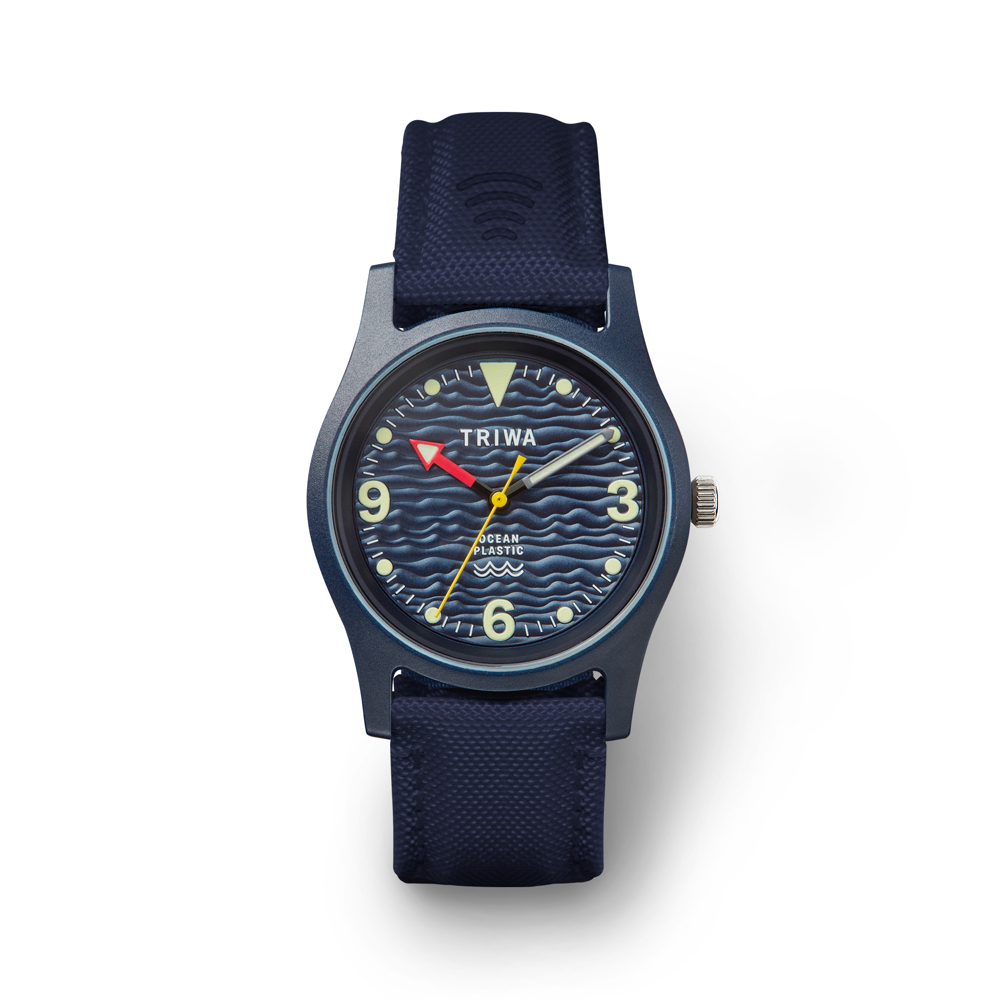 TAPSTER  x Deep Blue Triwa Time for Oceans