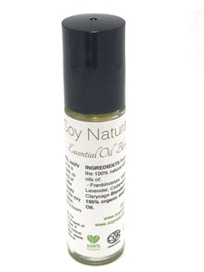 Migraine Relief Essential Oil Roll on Blend | 10ml - 1/3oz