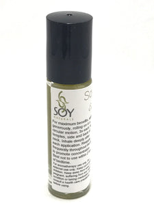 Focus Essential Oil Blend | Essential Oil Blend Roll-On |  10ml
