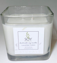 Load image into Gallery viewer, Soy | Aromatherapy Candle | 10oz