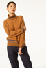 HANS Camel Sweater