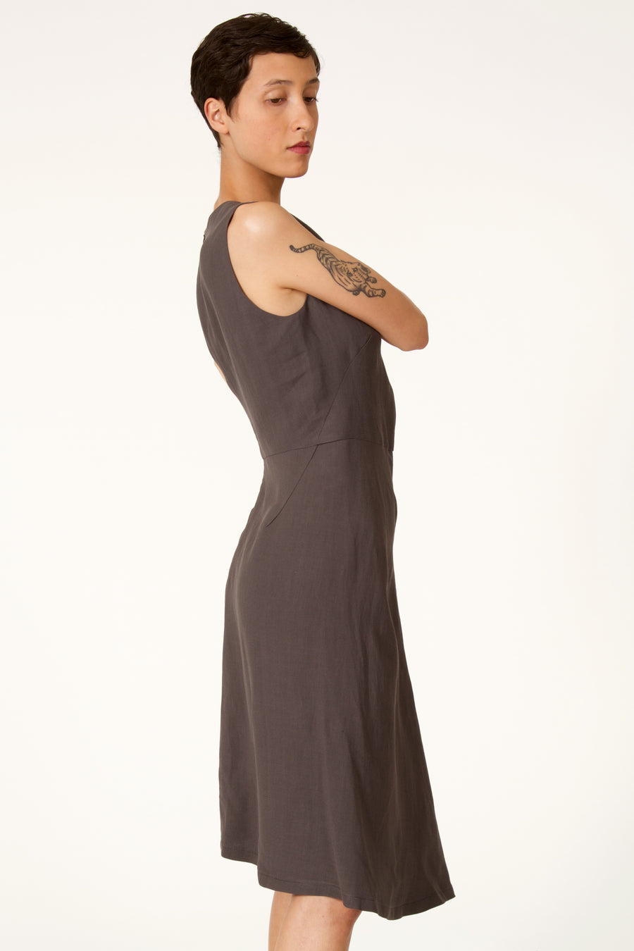OISE Grey Dress