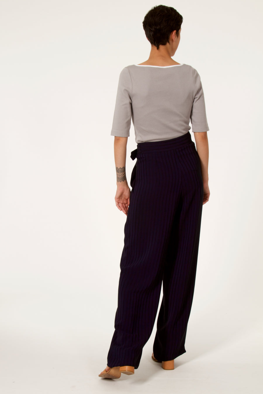 ALORS Navy Pants