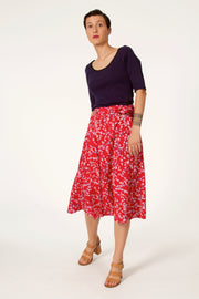 RHEINTAL Red Skirt
