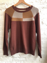 IBIZA Camel Sweater