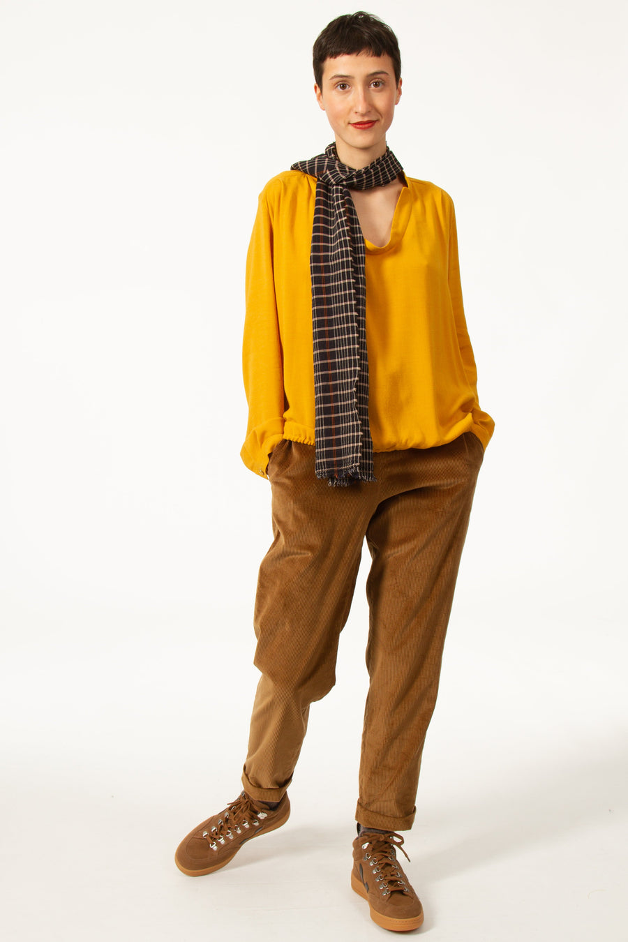 JEROME Yellow Top