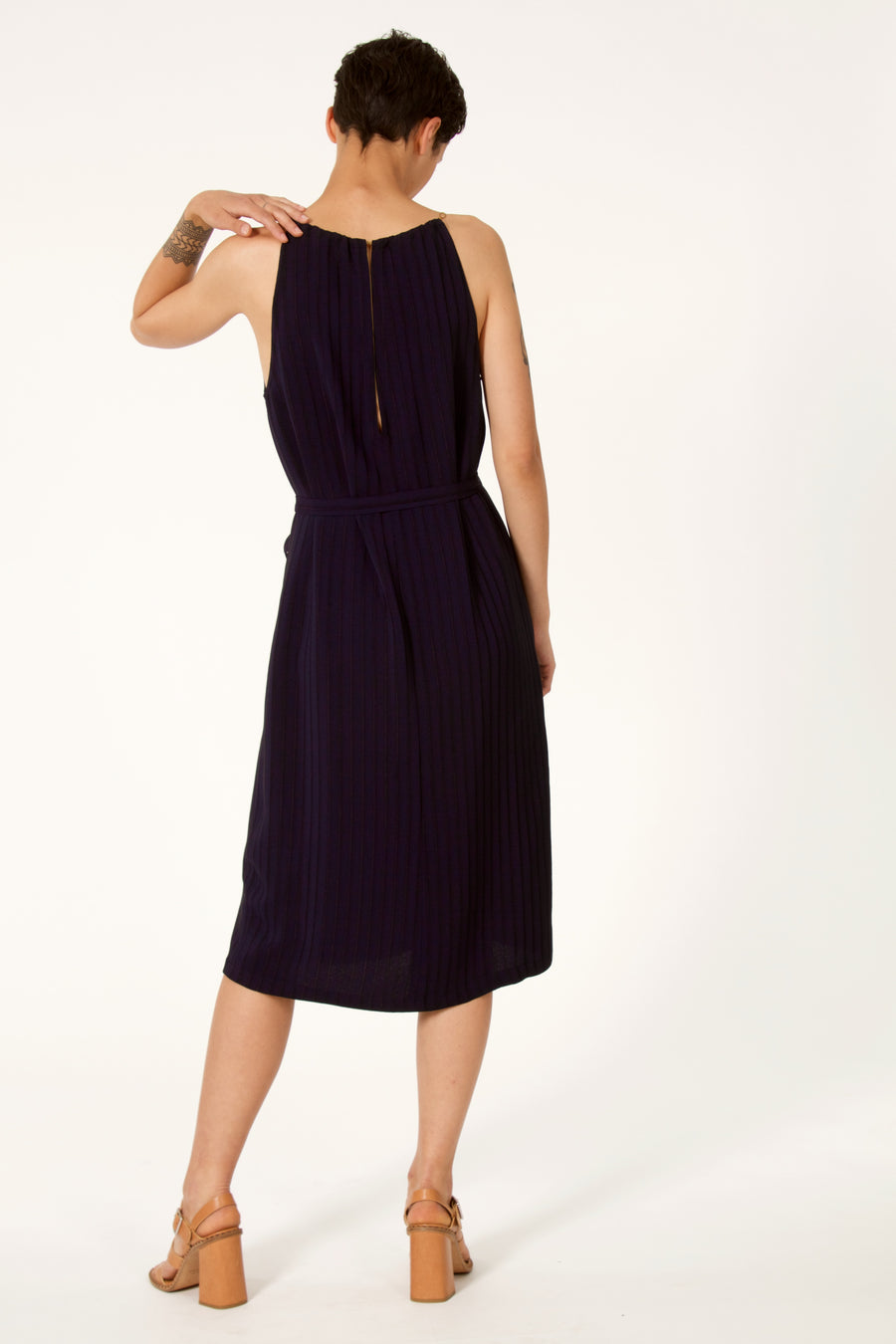 ARC Navy Dress