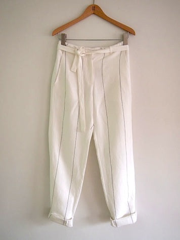 LILA White Pants