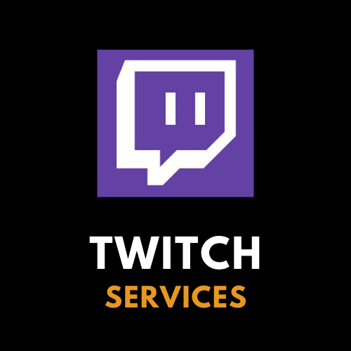 Twitch Services - at best prices