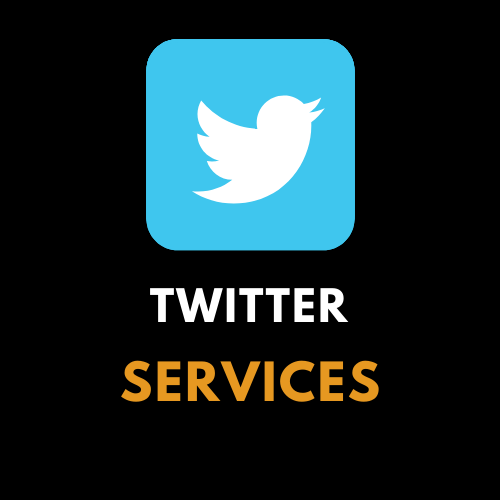 Twitter Services - At best prices