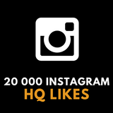 20 000 Instagram High Quality Likes