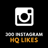 300 Instagram High Quality Likes