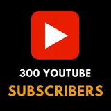 300 Youtube Subscribers