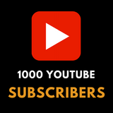 1 000 Youtube Subscribers