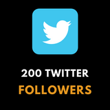 200 Twitter Followers