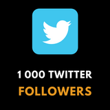 1 000 Twitter Followers