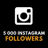 5 000 Instagram Followers