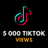 5 000 TikTok Views