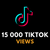 15 000 TikTok Views
