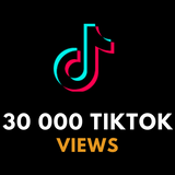 30 000 TikTok Views