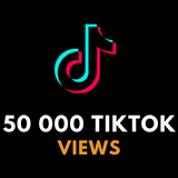 50 000 TikTok Views