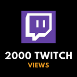 2 000 Twitch Followers