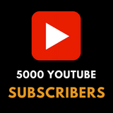 5 000 Youtube Subscribers