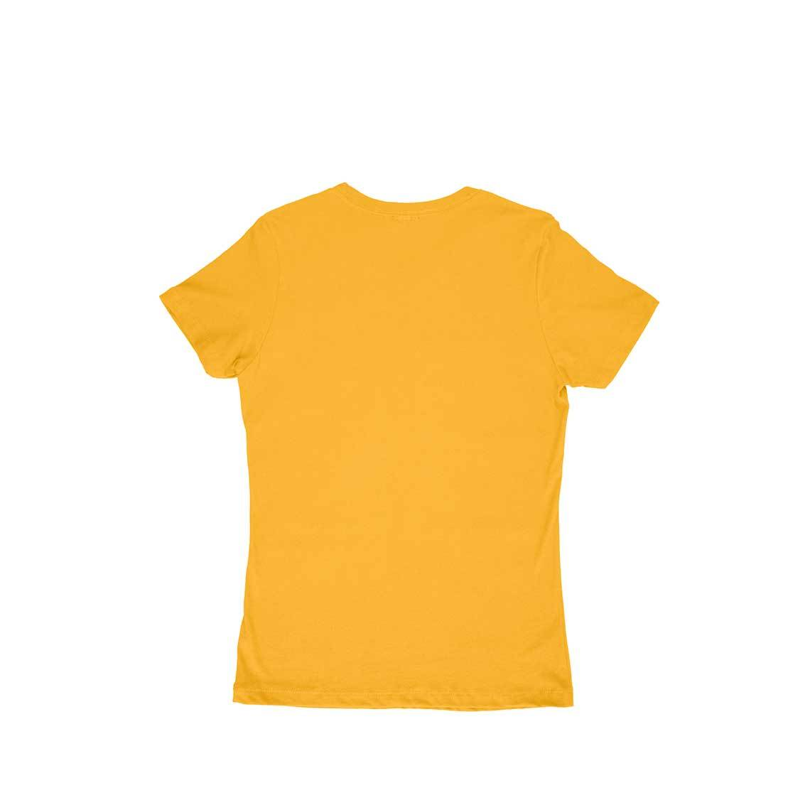 T-shirt women round neck for fashion lovers.