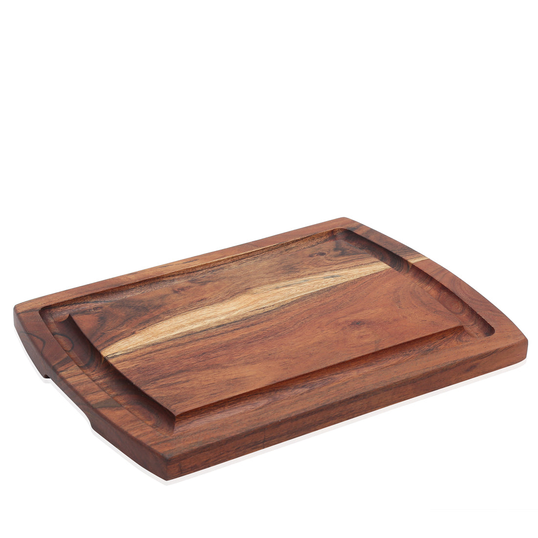 Chopping Board cum tray Wooden - CRAFT
