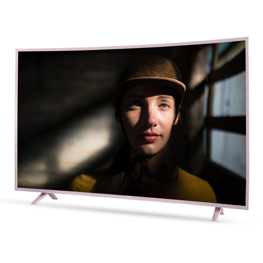 Curved TV Uvea 65 Inch Ultra HD 4K