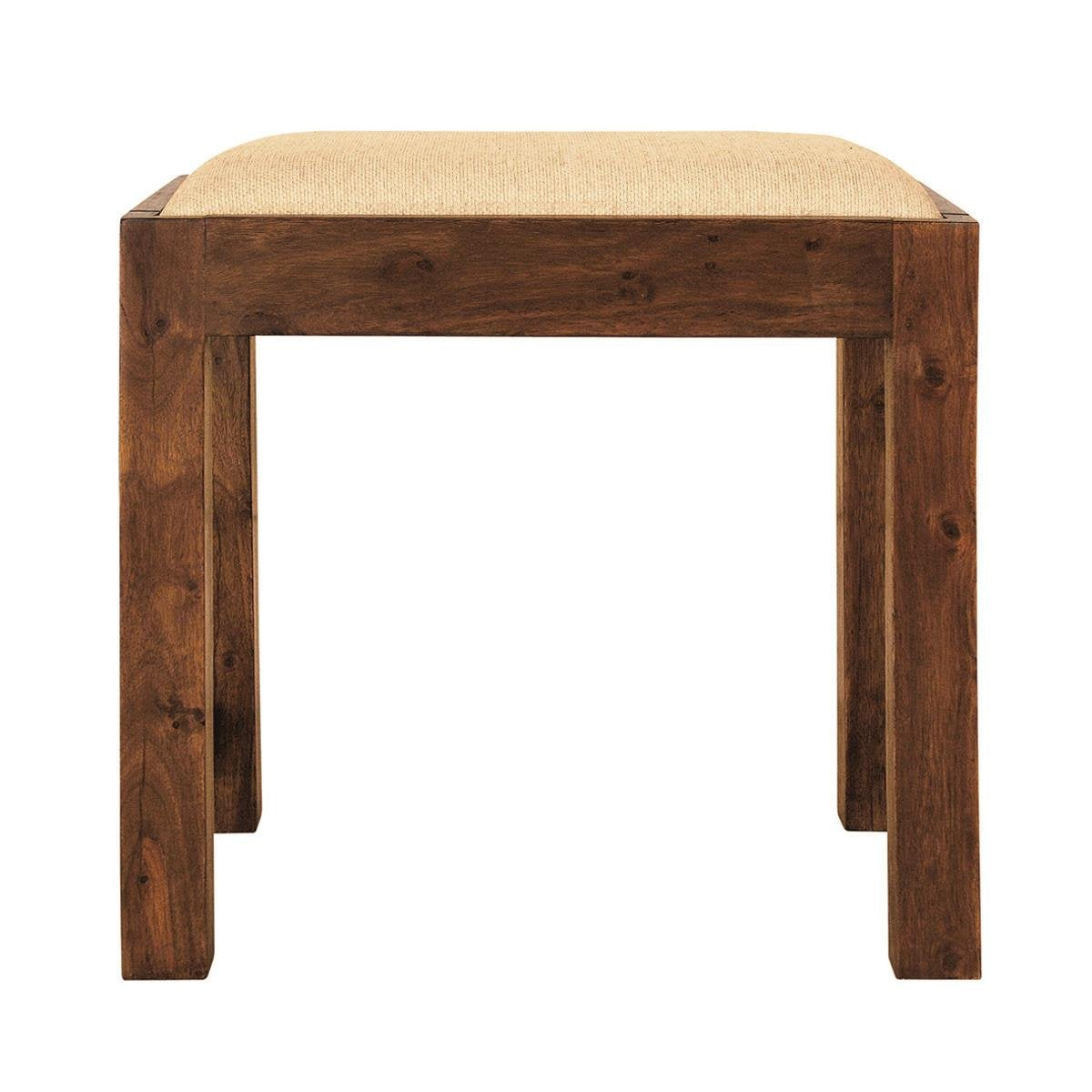 Wooden Stool - Gladiolus Collection