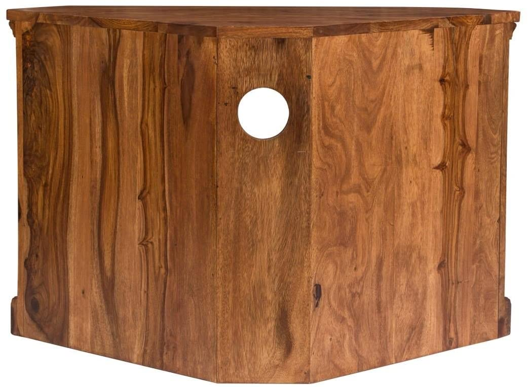 TV Unit CORNER - Wooden ( Clover Collection )