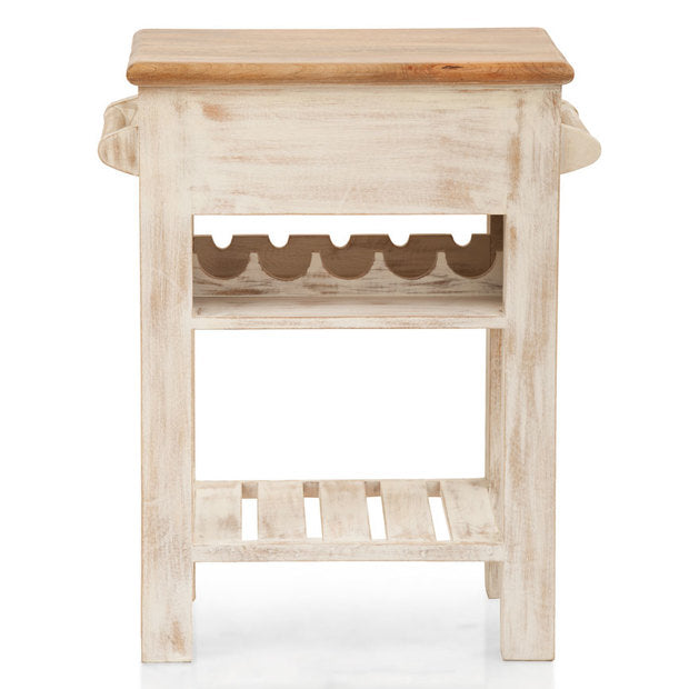 Crockery Unit Wooden - BELLEVUE