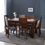 Dining Table Set - Wooden - ARUBA ZAGREB
