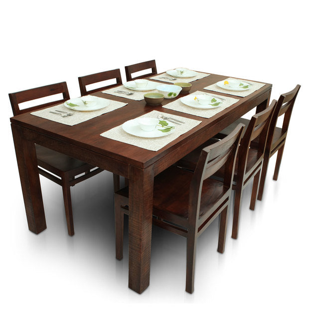 Dining Table Set - Wooden - GRESHAM BARCELONA