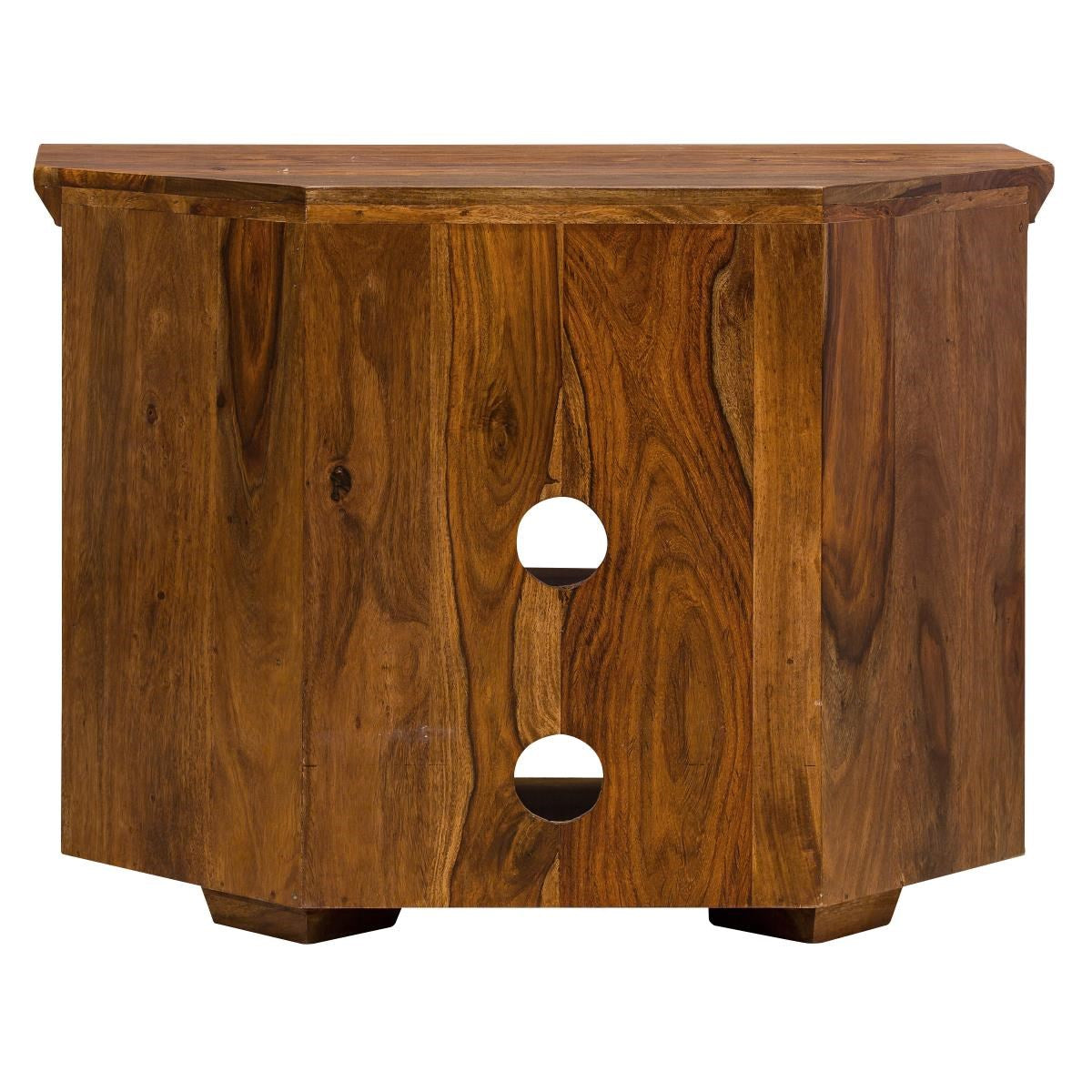 TV Cabinet CORNER - Wooden ( Camellia Collection )