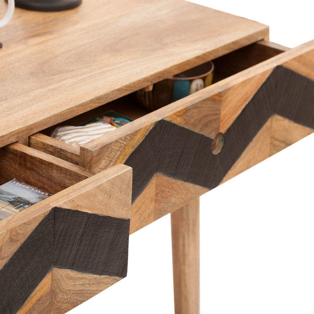 Study Table Wooden HERRINGBONE