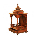Temple / Mandir - Wooden - ( Carnations Collection )