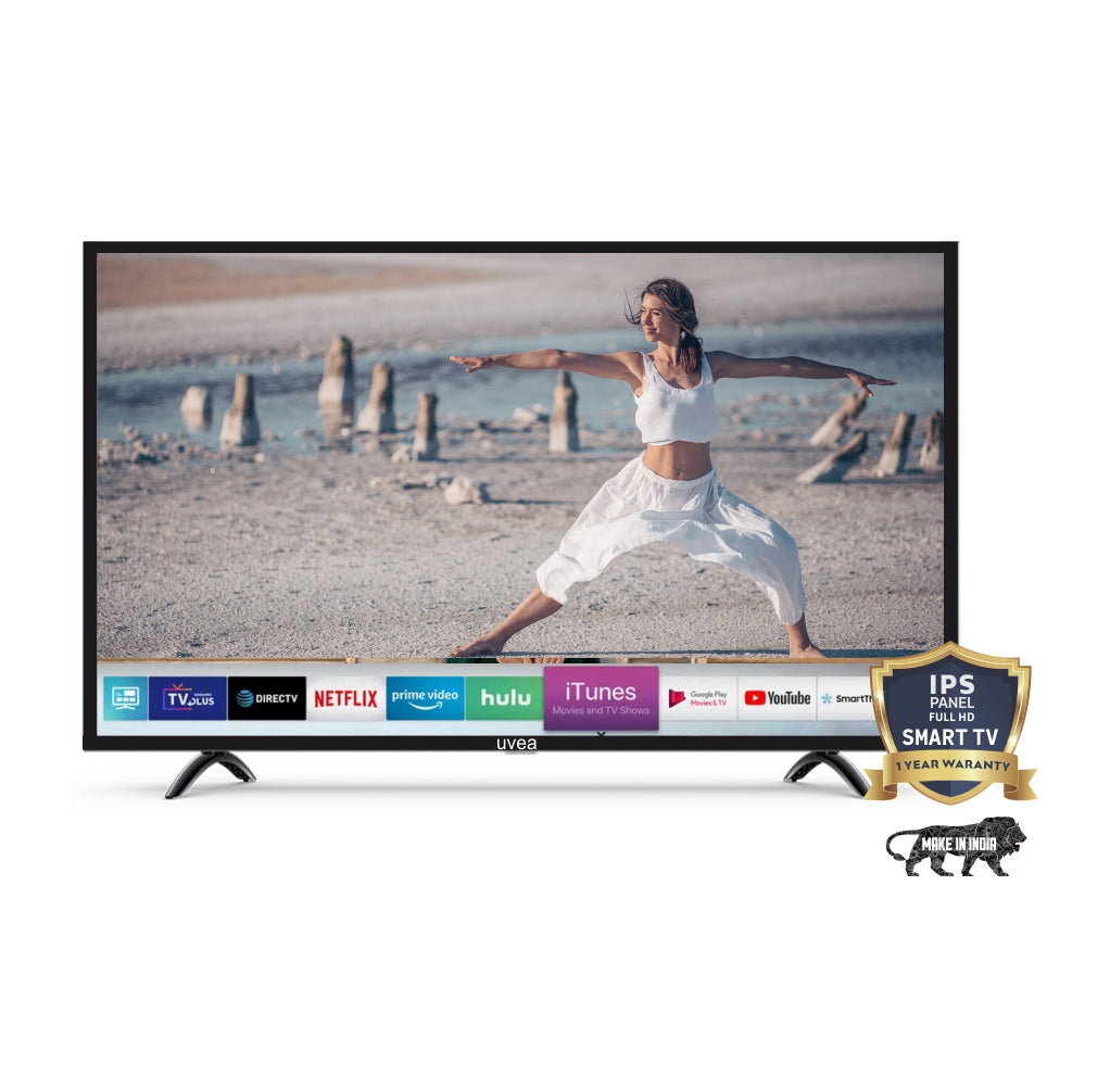 Smart TV 32 inch Full HD by Uvea at Evolvekart