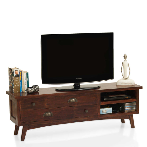 TV Unit Wooden  -PRAGUE