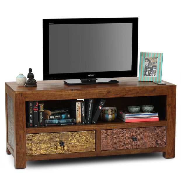 TV Unit Wooden  -SIENA