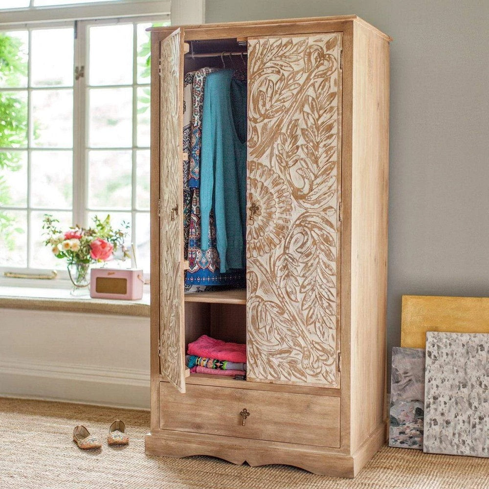 wardrobe wooden furniture