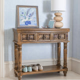 Wooden Console table ( Royal Haathi Collection )