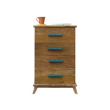 Chest Of Drawers Wooden — Idyllic (T)