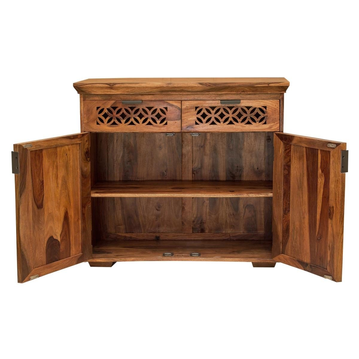Wooden Sideboard ( Camellia Collection )