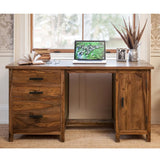Wooden Study Table - Gladiolus Collection