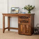 Wooden study Table Camellia Collection
