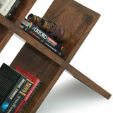 Bookcase Wooden  -AND