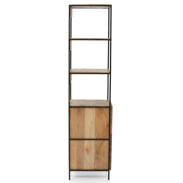 Bookcase Wooden — MODULAR