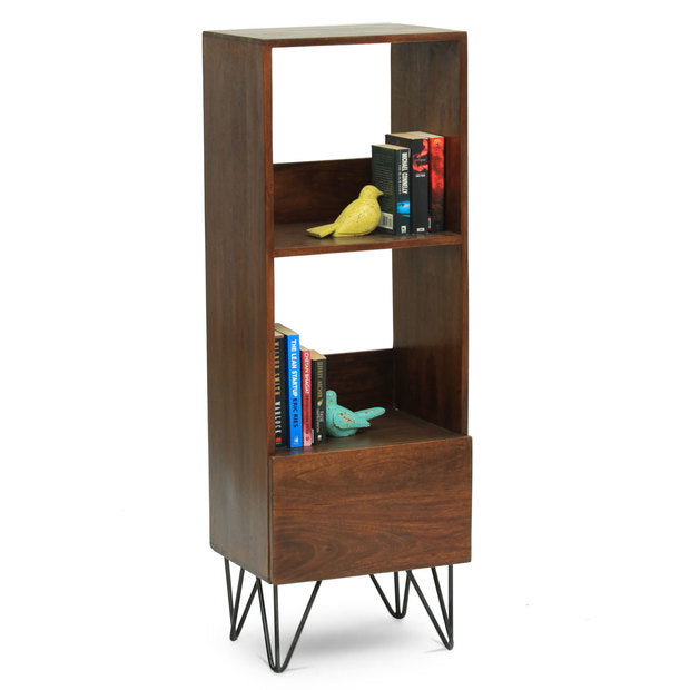 Bookcase Wooden — OSLO (Small)